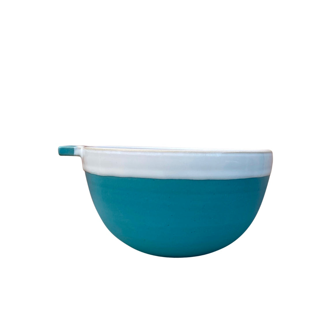 Diem Pottery Bowl - Blue & White