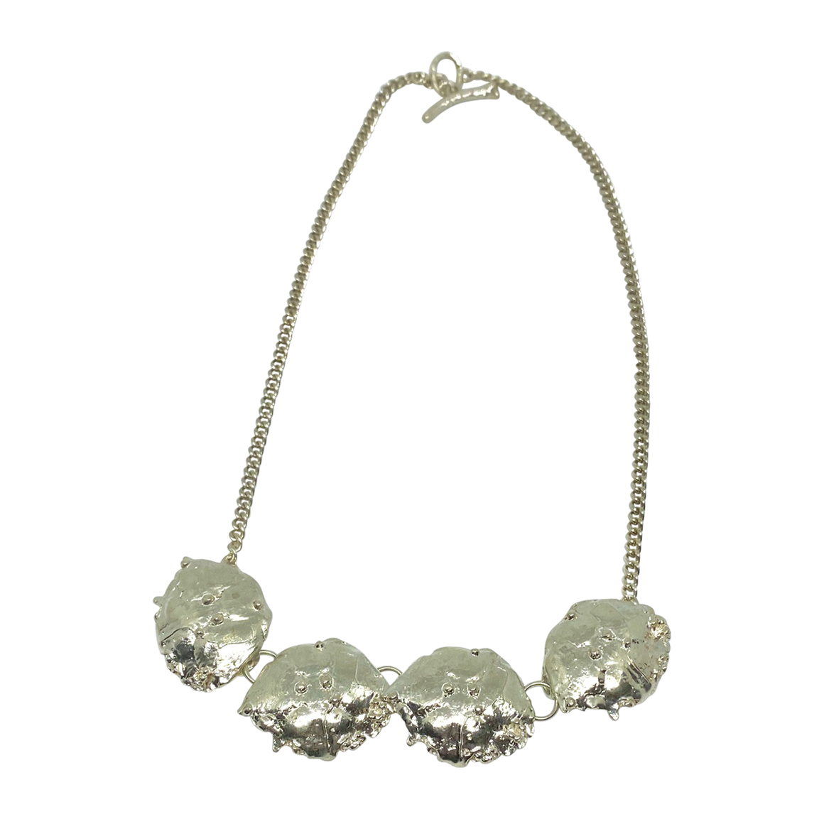 Eily O'Connell Crab Shell Necklace