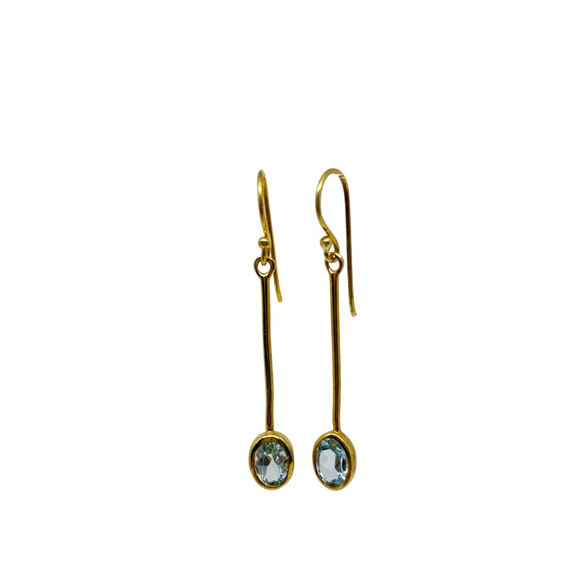 Gallardo and Blaine - Sequola Earrings