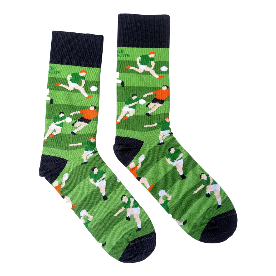 Irish Sock Society - Gaelic Football Socks
