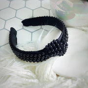 Vogue Beaded Headband-TheBowsandtheBees