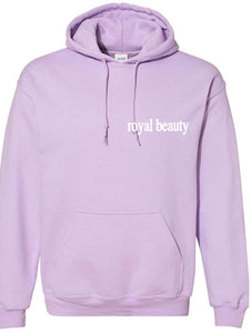 royal beauty hoodie