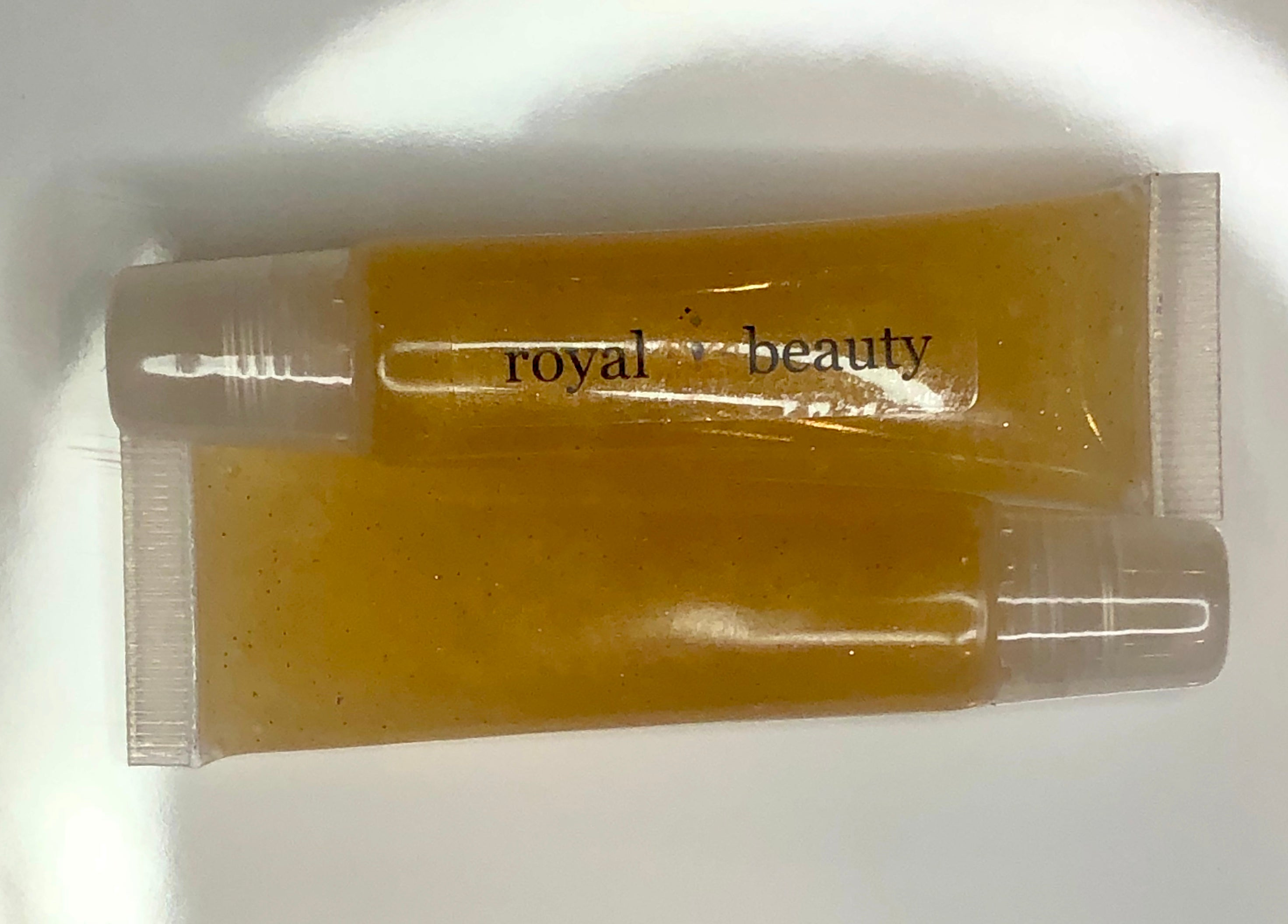 posh passion fruit lip gloss - squeeze tube