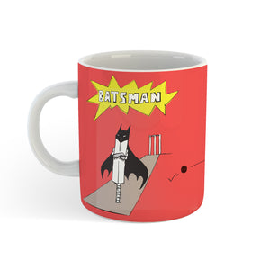 Batsman - Personalised Mug