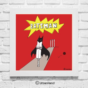 urbanhand wall art superhero frame