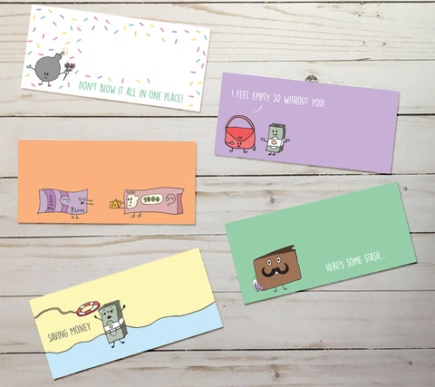 Money Gift Envelopes