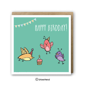 urbanhand greeting card happy birthday wishes