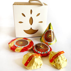 Fire Cracker Chocolate Box
