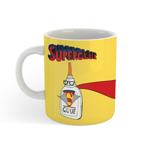 Superglue - Personalised Mug