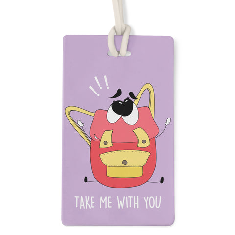 Luggage Tags. Quirky Products. Bag tag. cute accessories.