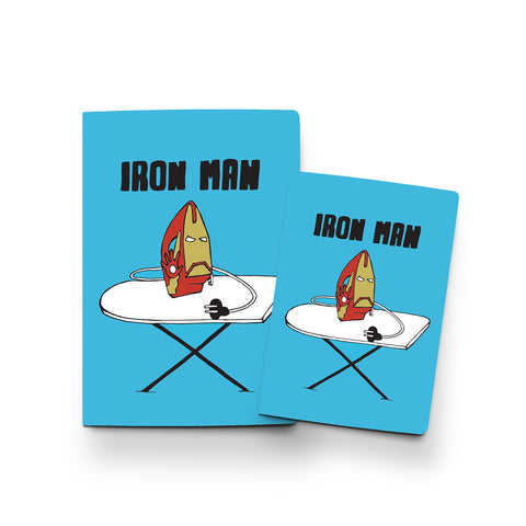 Iron Man - Notebook