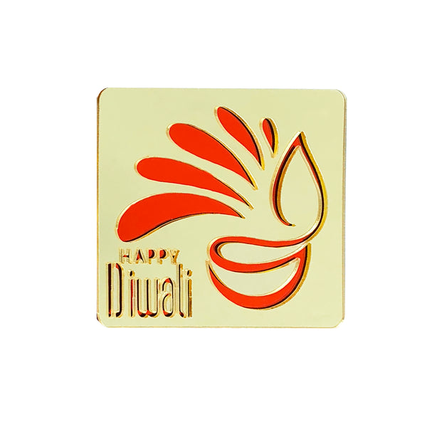 Diya - Diwali Gift Tags (Set of 5)