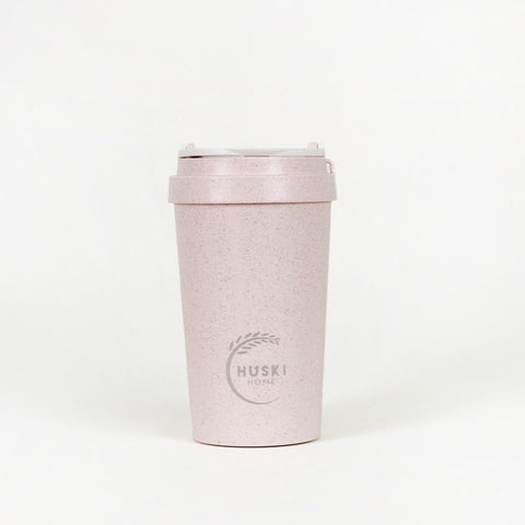 Rice Husk Travel Coffee Cup - Rose