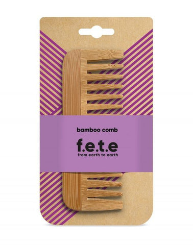 Wide Toothed Comb