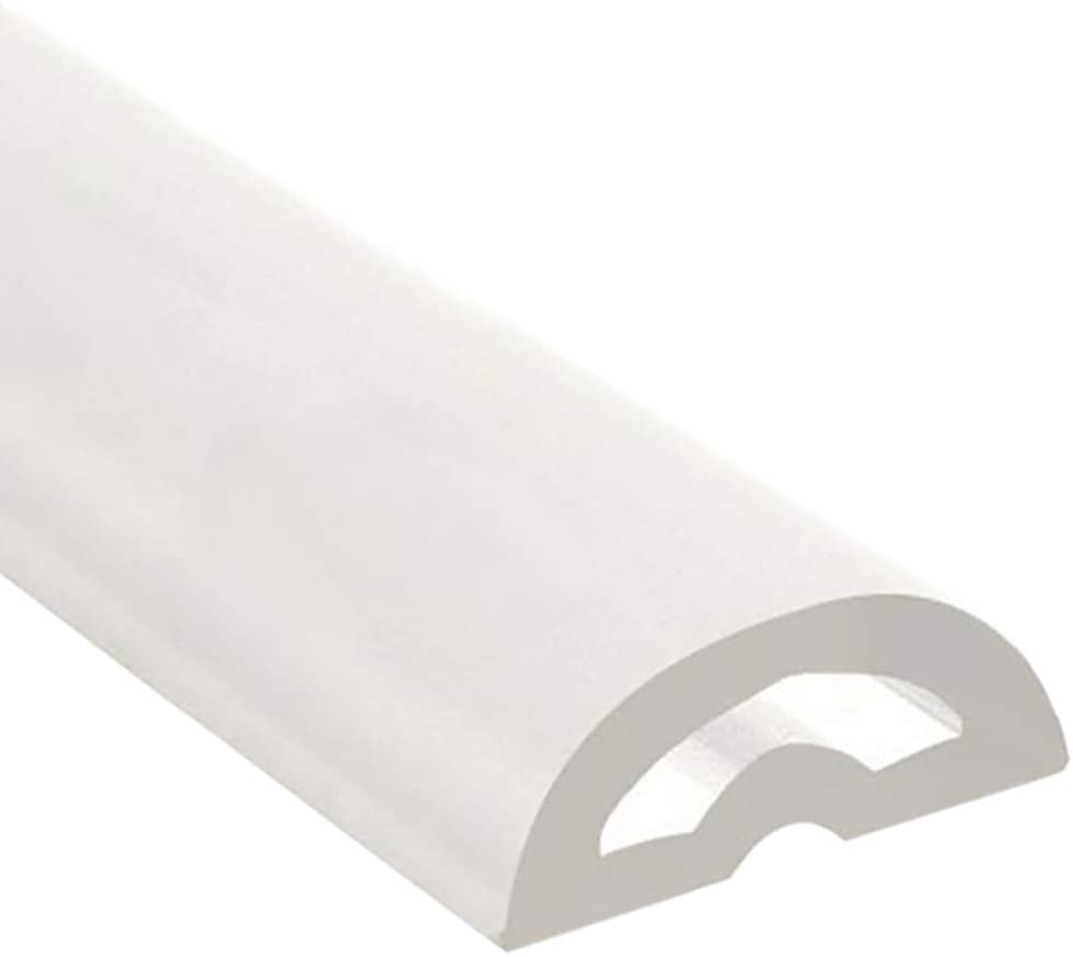 Uniblade Chameleon Shower Wetroom Floor Seal - 1200mm, White