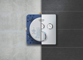 Grohe Rapido Smartbox - Shower Systems - Universal Concealed Installation Unit - DN 15-35600000