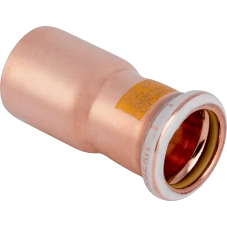 Geberit Mapress Copper Reducer With Plain End 28x22mm For Gas 34620