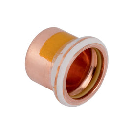 Geberit Mapress Copper Stop End Cap 15mm for Gas 34752