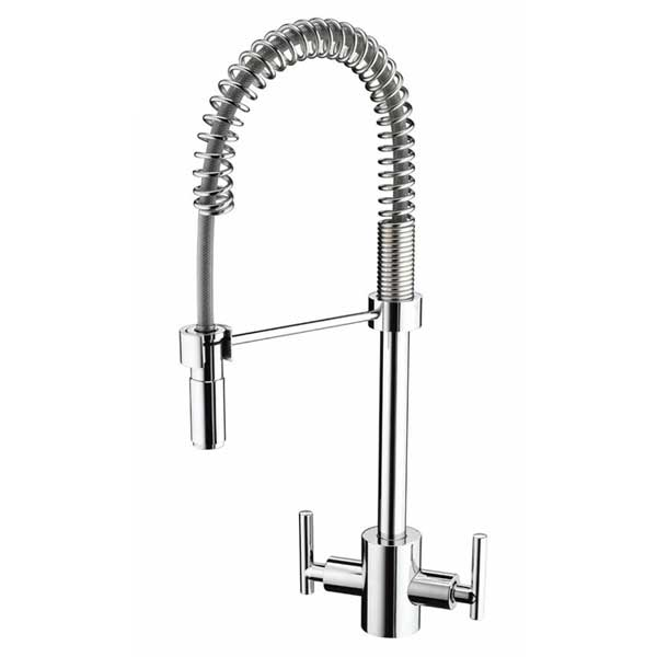 Bristan Artisan Professional Kitchen Sink Mixer Chrome AR SNKPRO C