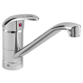 Bristan Java Single Flow Easyfit Sink Mixer Chrome J SFSNK EF C