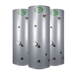 Joule Cyclone Standard In-Direct Unvented Cylinder, 200 Litre, Stainless Steel JIDSTD200