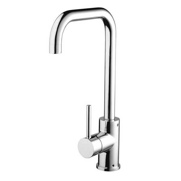 Bristan Lemon Easy Fit Monobloc Kitchen Sink Mixer Chrome LMN EFSNK C