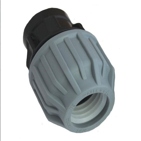 MDPE MB0602 Water Pipe Female Coupling 20MM x 3/4""