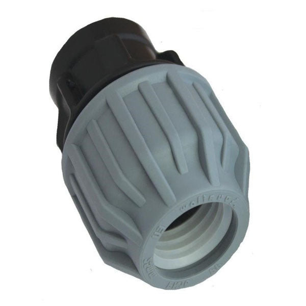 "MDPE MB0603 25MM x 1/2"" Female Iron Coupling"