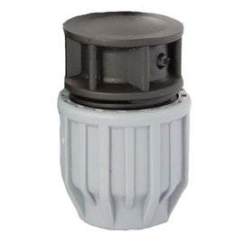 MDPE WATER PIPE END CAP 20MM
