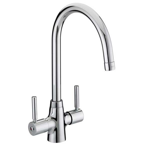 Bristan Monza Easyfit Mono Kitchen Sink Mixer Chrome MZ SNK EF C