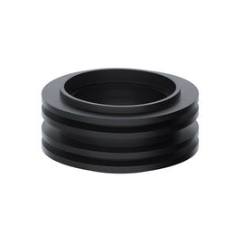 Viva Internal Flush Cone (Black) (PP0004)