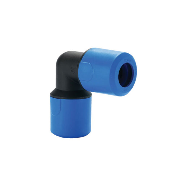 JG Speedfit MDPE Equal Elbow 20mm X 20mm UG301B