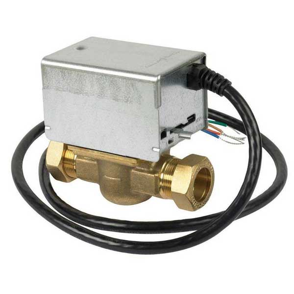 Honeywell 22mm Motorised 2 Port Zone Valve V4043H1056