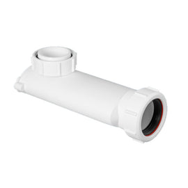 McAlpine WV-1 40mm Bath Space Savers with Self-Closing Waste Valve