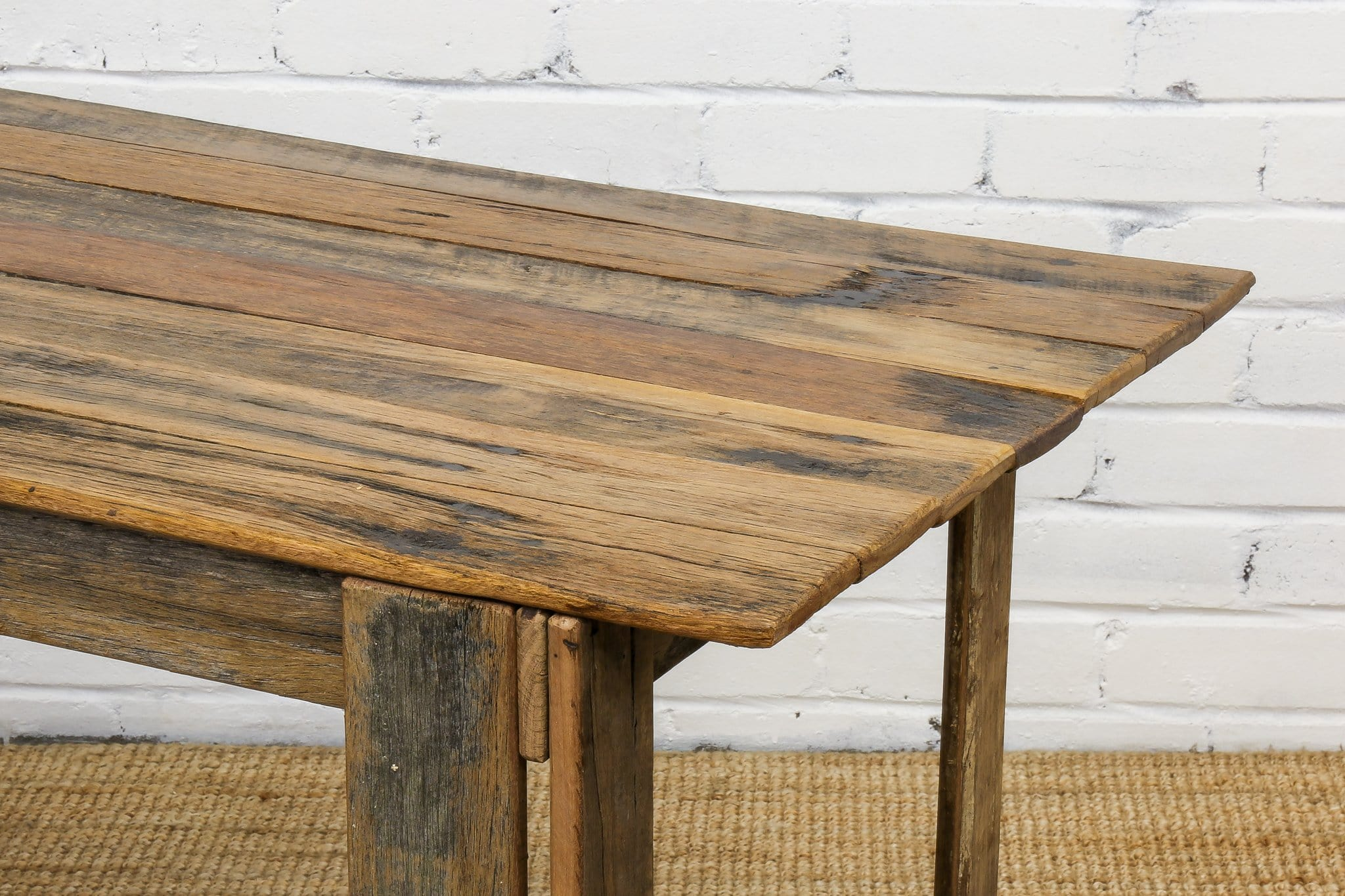Recycled Timber Flat Pack Desk