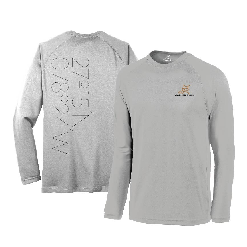 Walker's Cay - Crossing Performance Shirt
