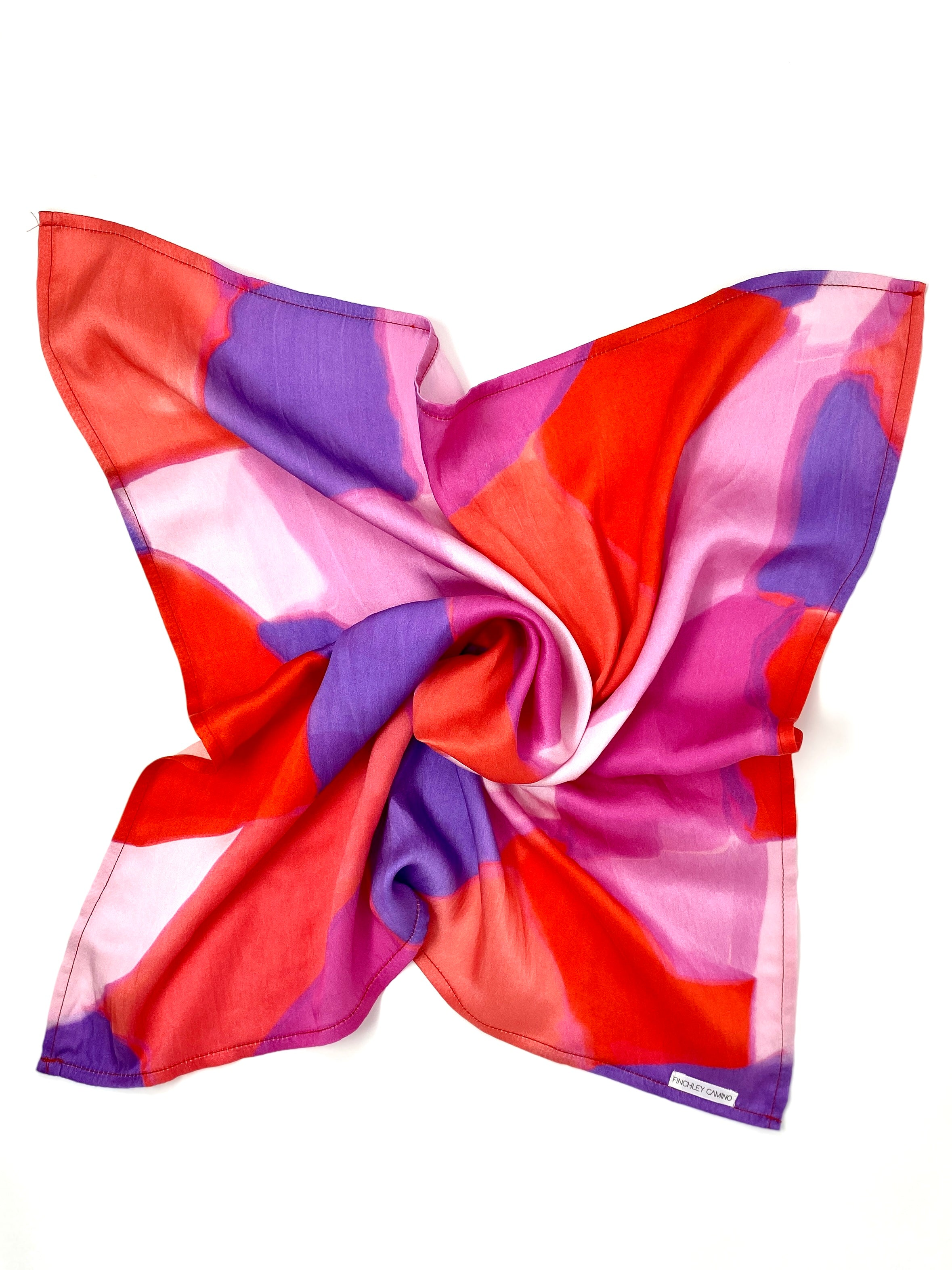 Silk Convertible Scarf