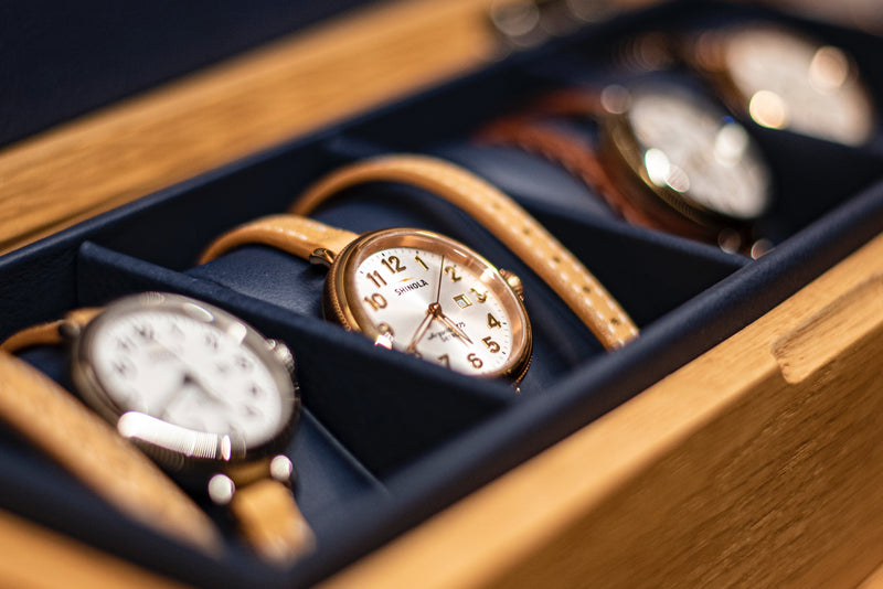 The 3 Best Watch Boxes to Store Your Watches Under $150