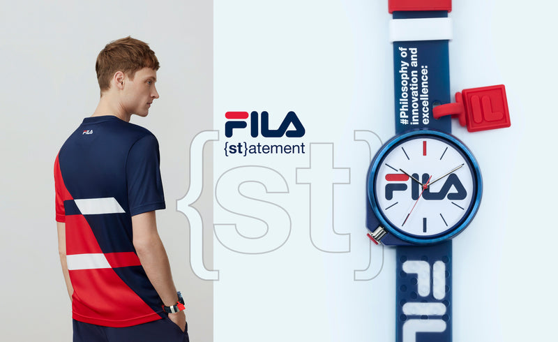 Make a Statement with FILA's Statement Collection
