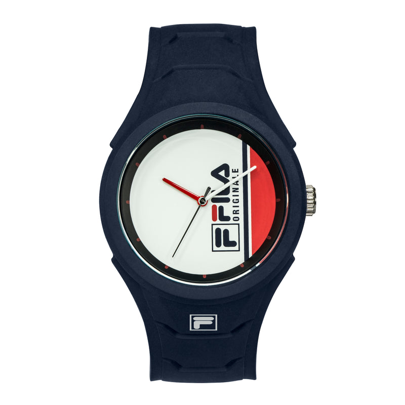 Picture of FILA | 38-311-001 | Men's and Women's Blue and White Analog Watch | Water Resistant