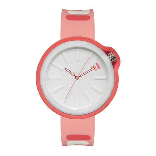 Picture of FILA | 38-315-008WHLP | Men's and Women's Pink Analog Watch | Water Resistant | Interchangeable Case