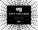 Gift Card to OG Watches USA