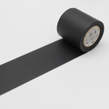 Washi Tape - Black 50mm