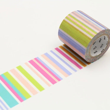 Washi Tape - Pastel 50mm
