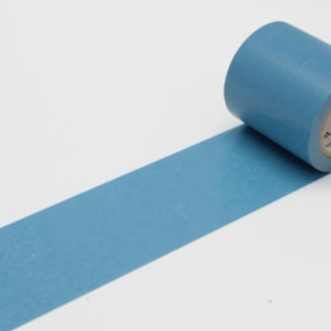 Washi Tape - Mid Blue 50mm