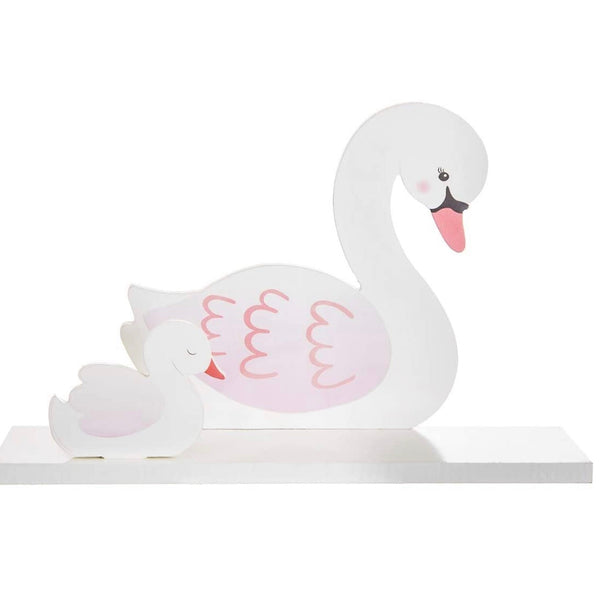 Pretty Swan Shelf