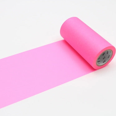 Washi Tape - Shocking Pink 100mm