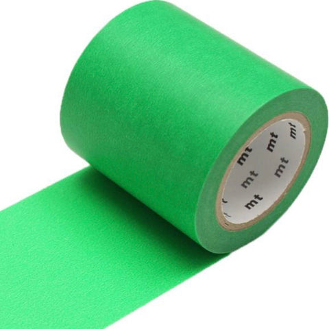 Washi Tape - Green 50mm