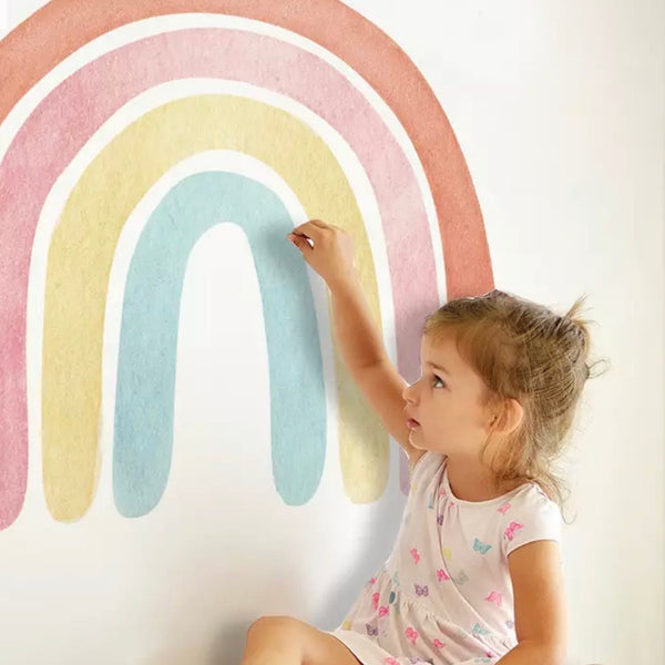 Large Rainbow Wall Sticker
