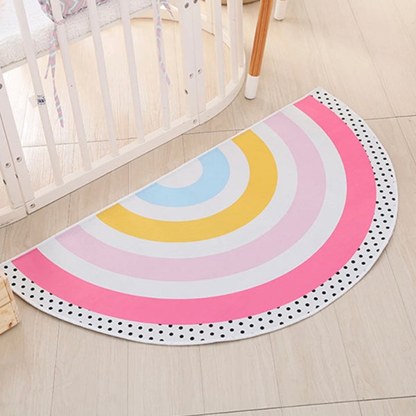 Rainbow Rug Candy Colours